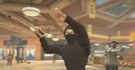 Dead Rising 2: Ninja DLC
