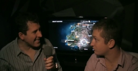 Need For Speed: Hot Pursuit: Entrevista con Andrez Meakins