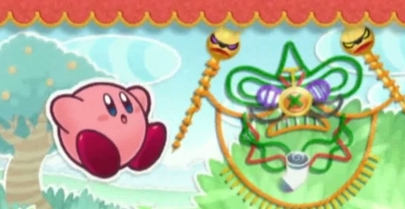 Kirby's Epic Yarn: Video Review