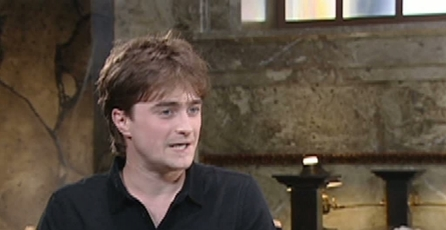Harry Potter and the Deathly Hallows -- Part 1: Entrevista con los actores