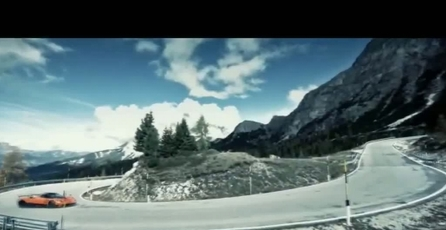 Need For Speed: Hot Pursuit: Pagani vs Lamborghini