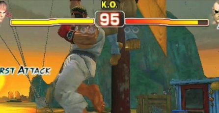 Super Street Fighter IV 3D Edition: Gameplay