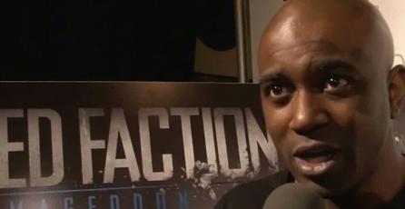 Red Faction: Armageddon: Entrevista con Roje Smith