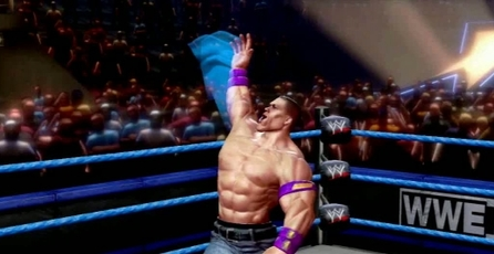 WWE All Stars: La portada