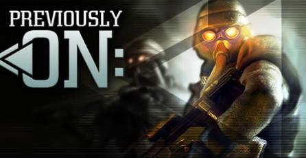Killzone: Previously on...