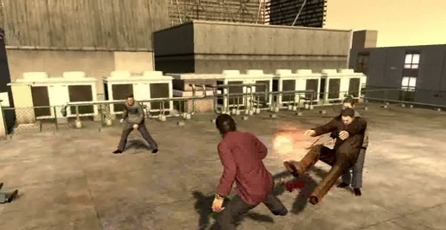 Yakuza 4: Video Preview