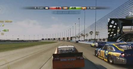 NASCAR The Game 2011: Auto Club Speedway