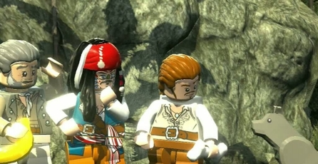LEGO Pirates of the Caribbean: The Video Game: El Cofre del Hombre Muerto