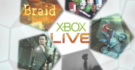 Braid: Cinco títulos de LIVE