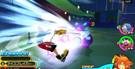 Kingdom Hearts 3D: Dream Drop Distance: La magia del crossover