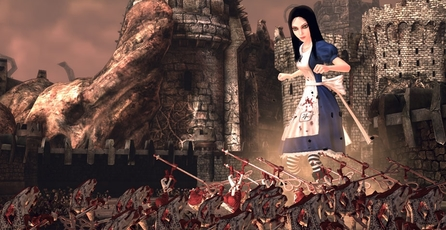 Alice: Madness Returns: Combat gameplay