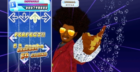 Dance Dance Revolution II: ¡Baila!