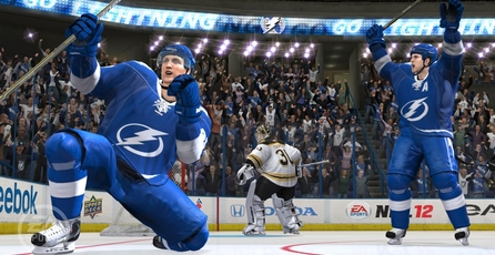 NHL 12: La portada