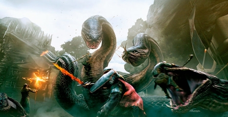 Dragon's Dogma: E3 Trailer