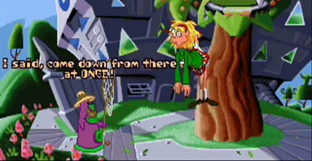 Maniac Mansion: Day of the Tentacle: Day of the Tentacle
