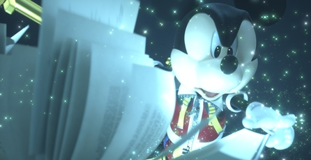 Kingdom Hearts 3D: Dream Drop Distance: Crossover en 3D