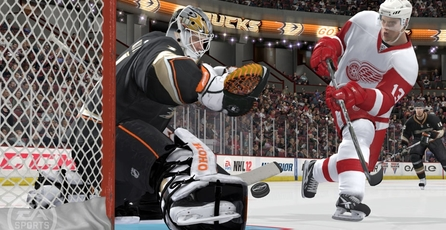 NHL 12: Batallas en la red