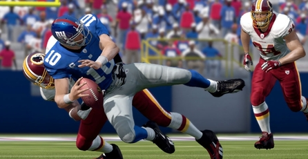 Madden NFL 12: Comunidades en línea