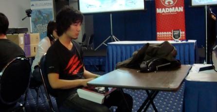 Super Street Fighter IV Arcade Edition: Entrevista a Daigo Umehara