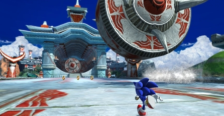 Sonic Generations: ¡A toda velocidad!