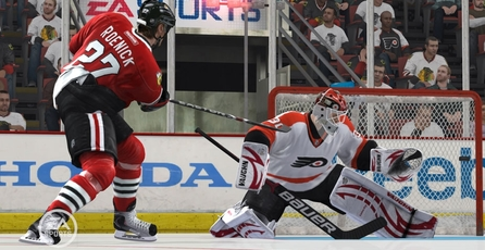 NHL 12: Roy Roenick