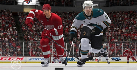 NHL 12: Steve Yzerman