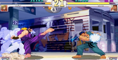 Street Fighter III: 3rd Strike Online Edition: ¡Ya disponible!