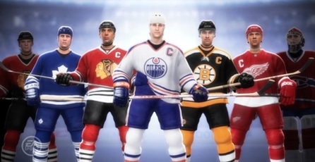 NHL 12: NHL Legends