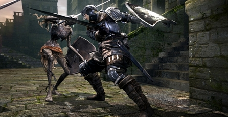 Dark Souls: Paseo por la produción