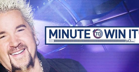 Minute to Win It: Un minuto