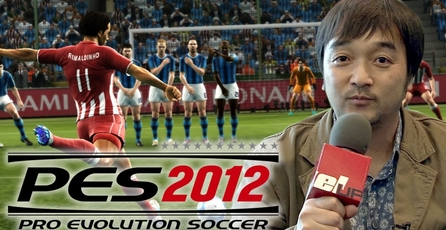 "Pro Evolution Soccer 2012: Entrevista con Shingo ""Seabass"" Takatsuka"