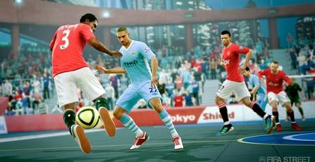 FIFA Street: El mejor campo