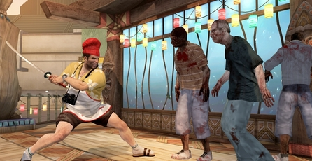 Dead Rising 2: Off the Record: El chef