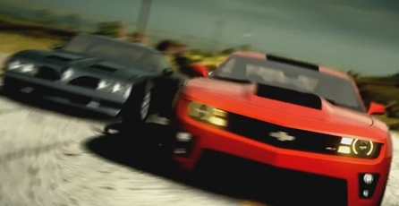 Need for Speed: The Run: Michael Bay Trailer