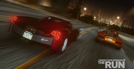 Need for Speed: The Run: El multijugador