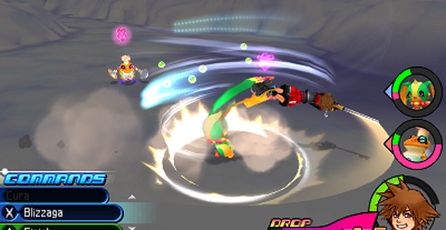 Kingdom Hearts 3D: Dream Drop Distance: La saga continúa