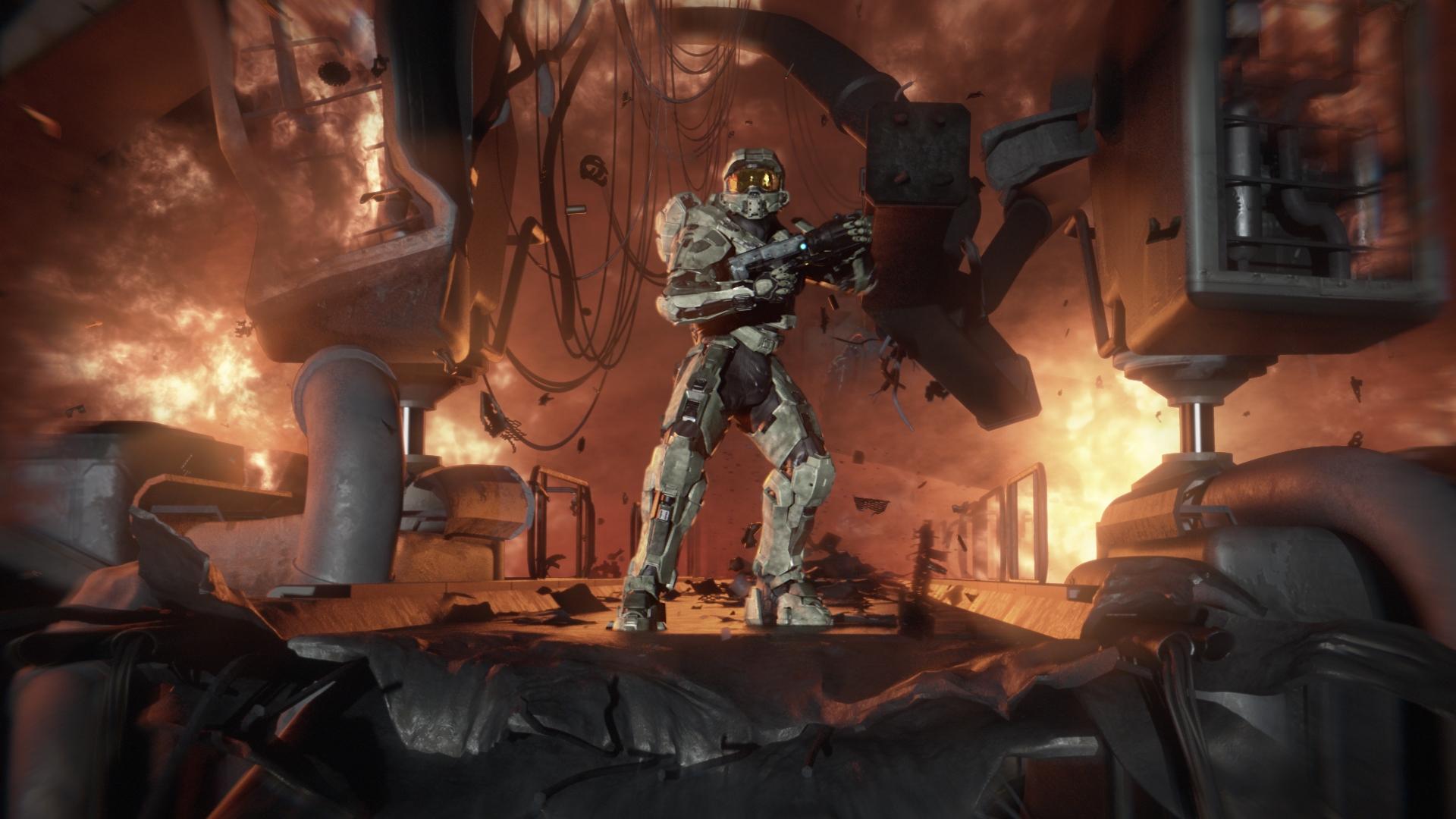 Como jugar matchmaking en Halo 4