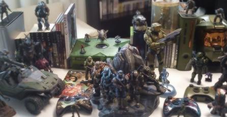 Halo: Combat Evolved Anniversary: El efecto Halo