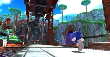 Sonic Generations: Ahora en 3DS