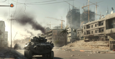 Battlefield 3: Gulf of Oman