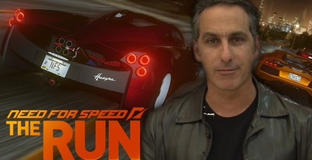 Need for Speed: The Run: Entrevista a Julio Bracho
