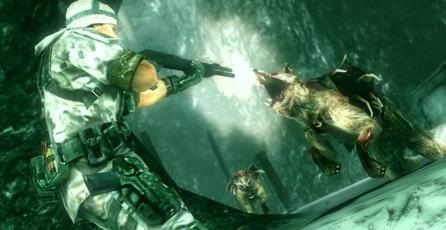 Resident Evil: Revelations: Morgan y F.B.C