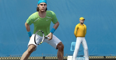 Grand Slam Tennis 2: Abierto de Australia