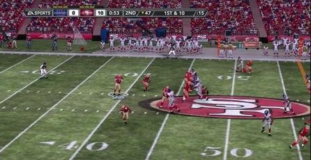 Madden NFL 12: Simulación de finales de conferencia de la NFL