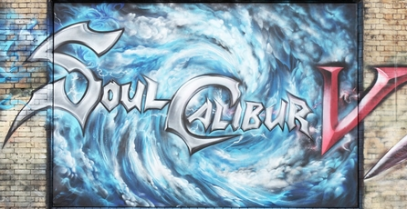 SoulCalibur V: Graffiti