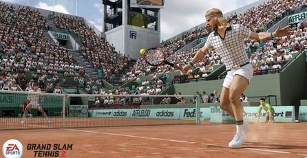 Grand Slam Tennis 2: El Abierto Francés