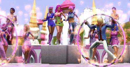 The Sims 3 Showtime: Nuevas profesiones