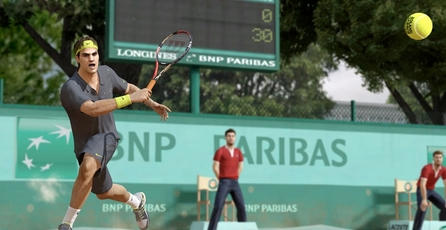 Grand Slam Tennis 2: Integración con ESPN