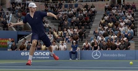 Grand Slam Tennis 2: El lanzamiento