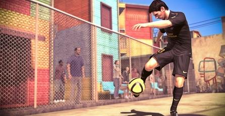 FIFA Street: Street Ball Control